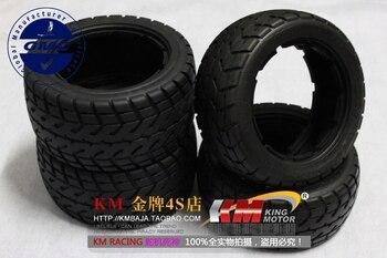 1/5 Baja 5B Highway-road Tire Set 4pcs
