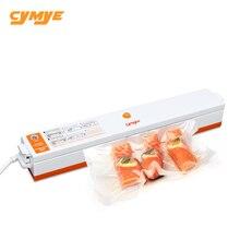 Cymye Lebensmittel Vakuum Versiegelung QH01 Verpackung Maschine 220V einschließlich 15Pcs tasche Vakuum Packer kann für lebensmittel saver