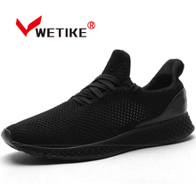 2017 Men Boy's Running Shoes Cushioning Lightweight Athletic Shoes Outdoor Walking Jogging Sneakers For Men Size US 6.5-10