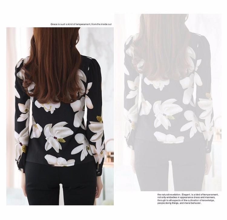 HTB1z.JSNVXXXXc4XpXXq6xXFXXXK - Autumn Fashion Blouse Office Work Wear shirts Women Tops