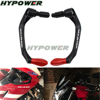 Universal 7/8 22mm Motorcycle Handlebar Brake Clutch Levers Protector Guard For Ducati 796 MONSTER 696 821 MONSTER790