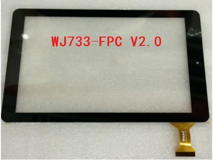 New original 10.1 inch hi8 tablet capacitive touch screen WJ733-FPC V2.0 free shipping