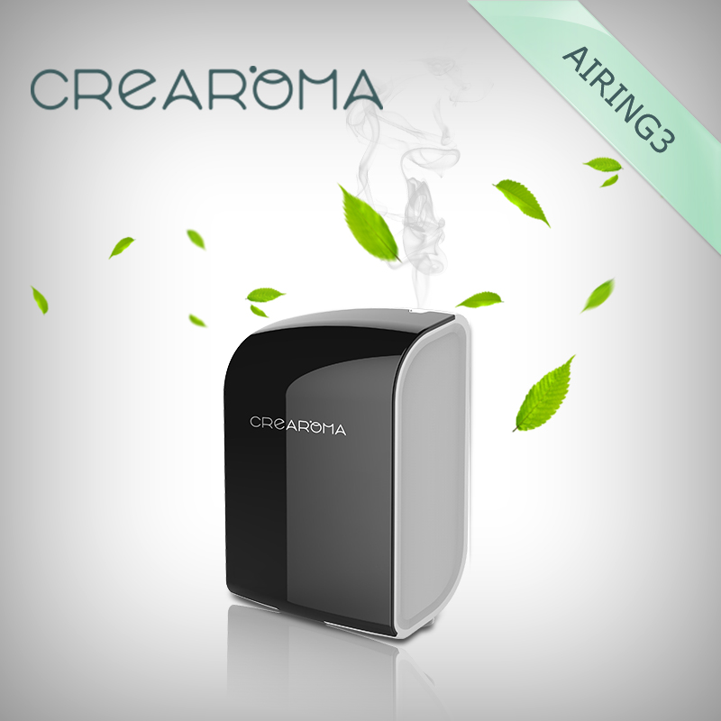 Crearoma mini aromatic essential oi diffuser for aroma marketing carandache