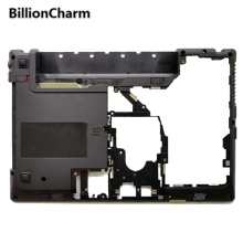 BillionCharm New Bottom Case With 4 Interfaces For Lenovo G470 G475 Laptop Bottom Base Case Cover D Shell for lenovo g500s g505s brand new d shell bottom