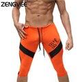2017 New Arrival Men's Sweatpants Shorts Lacing Men  Clothes Men  Shorts