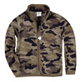 Camo Polar Fleece Jacket  Children Girls Boys brand hoodies Zipper Baby boys girls Polar Fleece Jackets Kids Outwear Coats