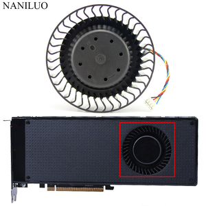 BFB1012SHA01 For AMD R9 390 X Fan DC12V 2.40A 4Pin GPU For XFX R9 390X fan Graphics Card Cooling Public version(China)