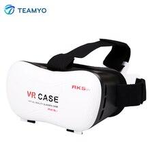 G oogleกระดาษแข็งH Eadmount VRกล่องVRกรณีเสมือนแว่นตา3Dสำหรับ3.5-6.0มาร์ทโฟนสำหรับiPhone 5วินาที6 6วินาทีบวก