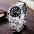 DOM  Mens Watches Top Brand Luxury Quartz Watch Fashion Brand Tungsten Steel Waterproof Watch Montre Luxury Watch Casual W-624