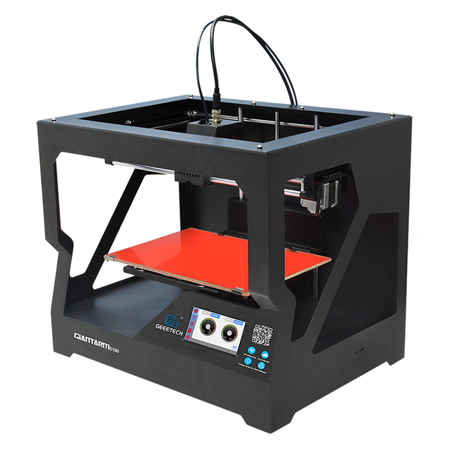 Professional High Accuracy Metal Wi-Fi 3D Printer