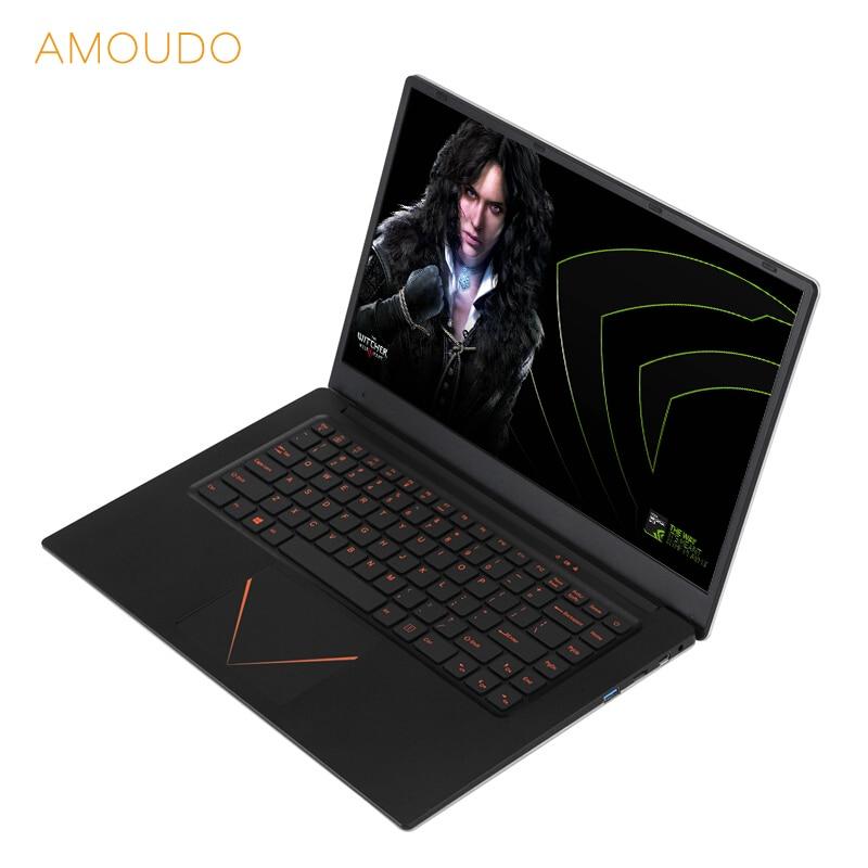 15,6 дюйма 1920 * 1080P FHD игровой ноутбук Nvidia 940 м 6 ГБ Оперативная память 128 ГБ/256 ГБ/512 ГБ SSD четырехъядерный процессор Intel CPU Тетрадь компьютер