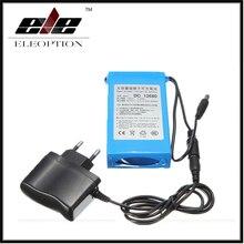 Eleoption DC12680 6800 mAh 12 V Rechargeable Batterie rechargeable batteries Pour sans fil émetteurs CCTV caméra