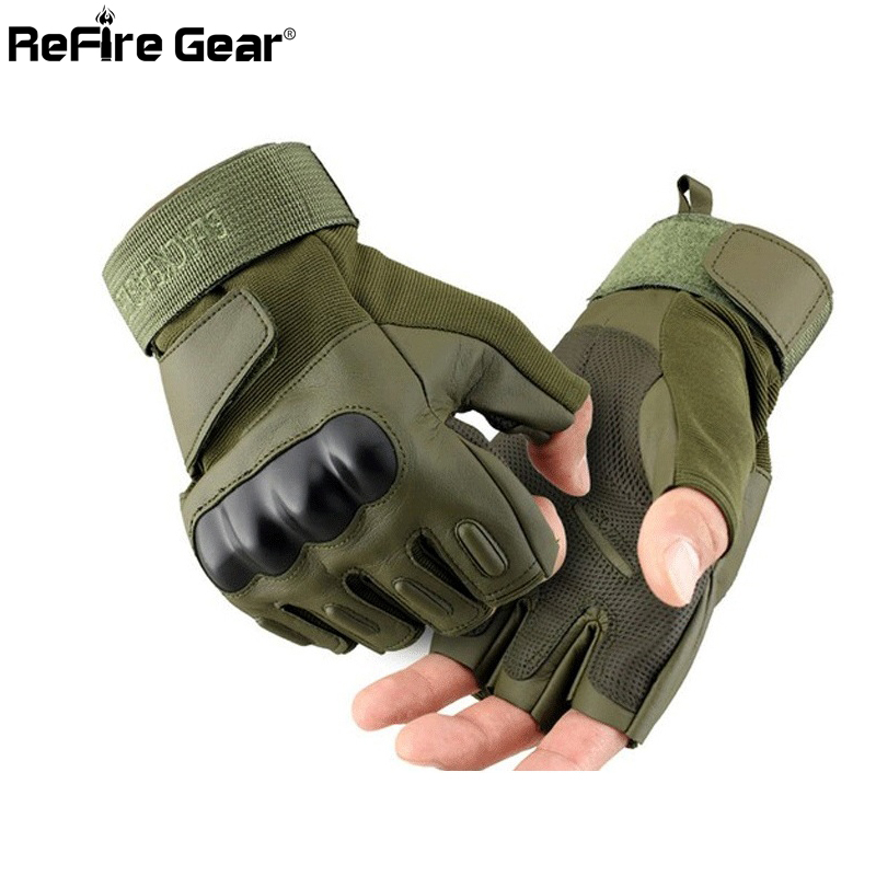 Popular Fingerless Combat Gloves Buy Cheap Fingerless