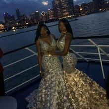 shinesia_zoe Sexy Mermaid Prom Dresses Evening Dresses