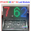 P7.62 светодиодный модуль, 7.62 мм полноцветные rgb крытый панели, 32*16 пикселей, 244 мм * 122 мм, rgb smd3528 панели, светодиодный модуль видео