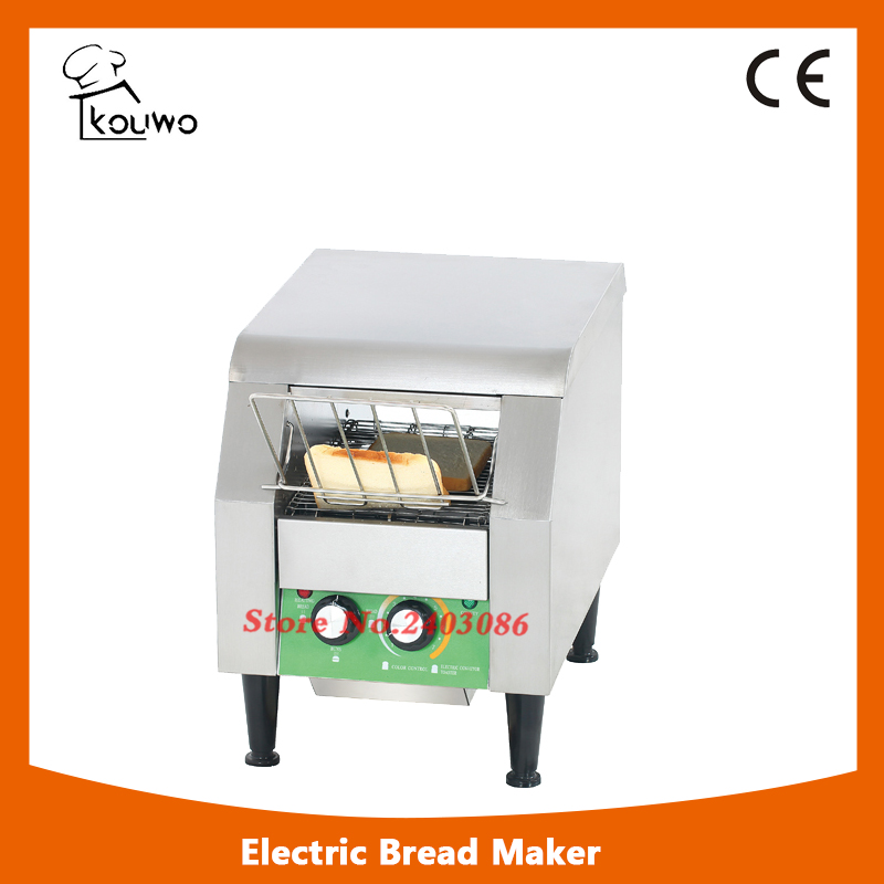 Best quality automatic Electric Bread Conveyor Toaster,High Quality Bread Conveyor Toaster,Commercial Electric Bread Toaster shipule commercial conveyor toaster bakery oven electric conveyor toaster bakery oven for free shipping