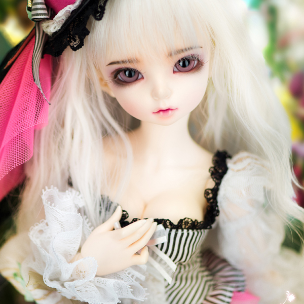 New Arrival 1 4 BJD Doll BJD SD Fashion Style Ante Doll For Baby Girl Birthday