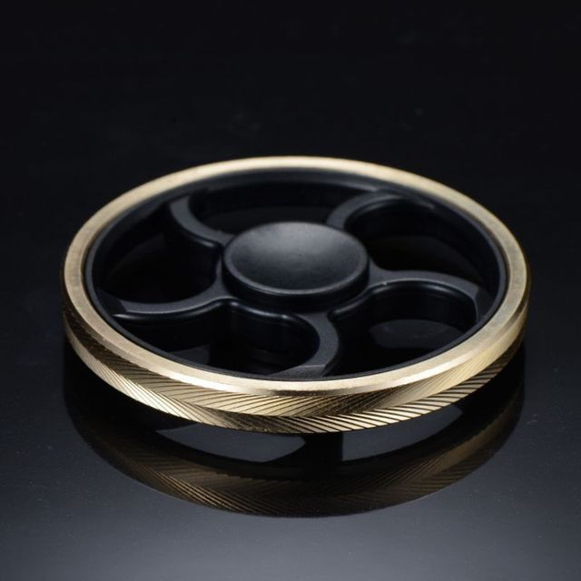 Decompression Fidget spinner