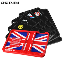 Chetaitai Anti Skid Sticky Pad Dash Non Slip Washable Reusable Auto Car Dashboard Interior Large Non-Slip Mat  Silicone Pad