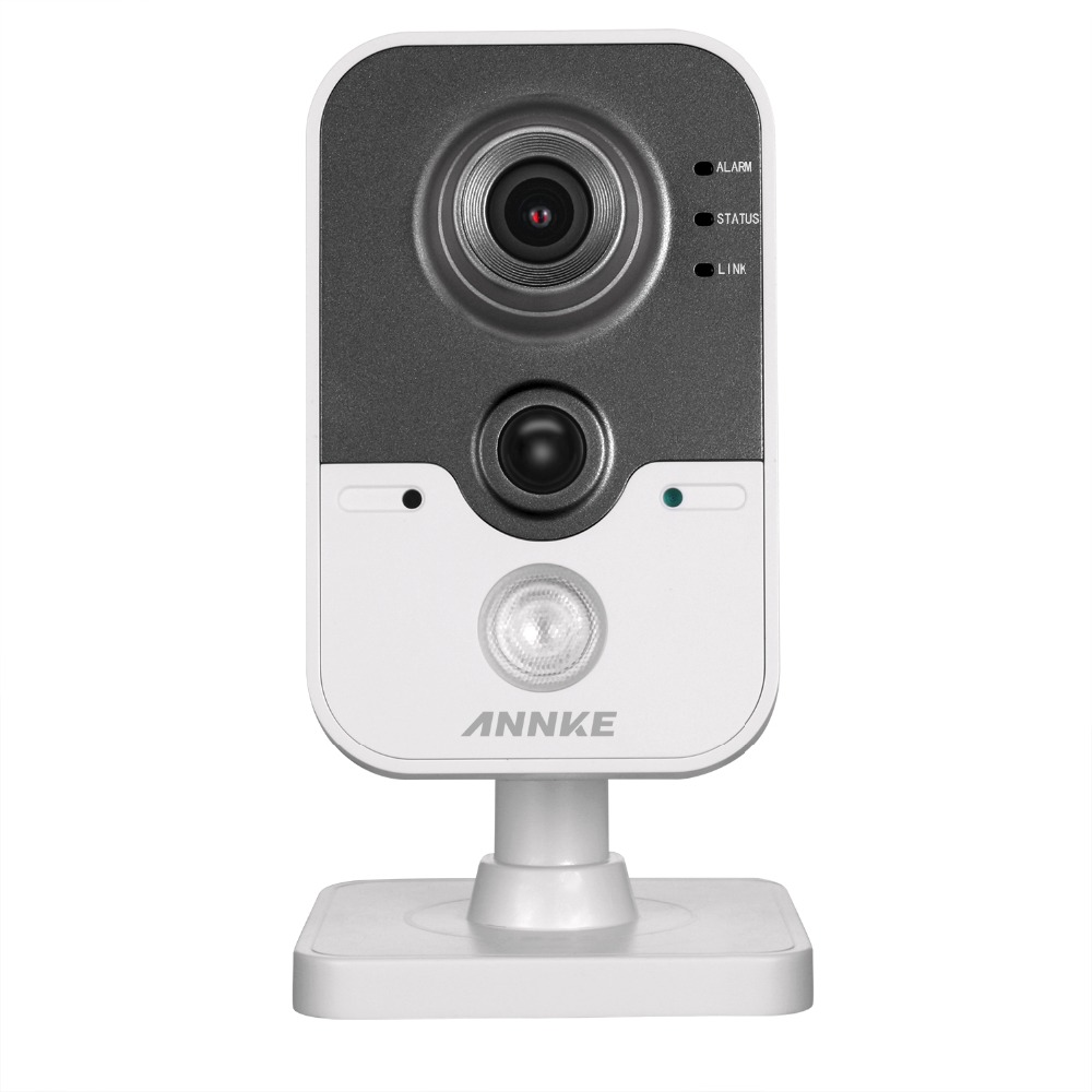 ANNKE 1080P Wifi Wireless HD Video Day Night Security IP Camera Two-Way Audio