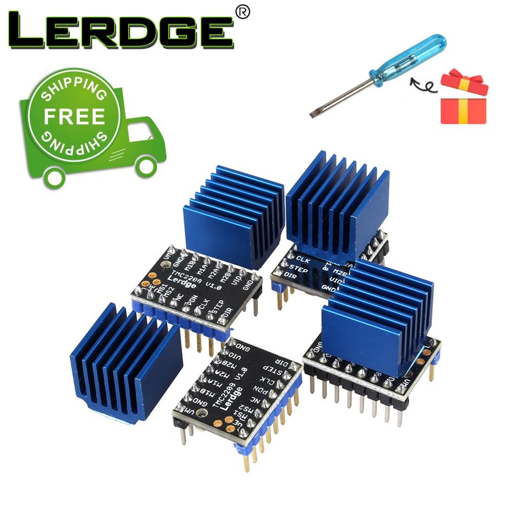 3d Printer Parts e Accessories tmc2208 lerdge peças de impressora Modelo Número : 4pcstmc2208
