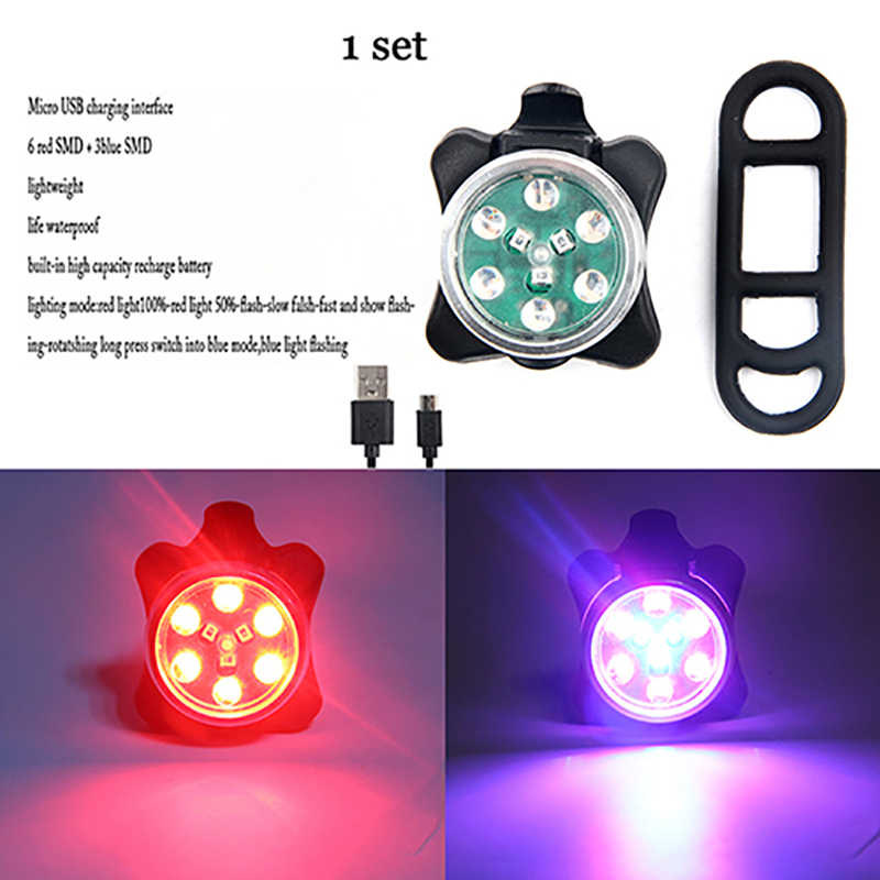 2400 mAh indukcyjna rowerów przednie światła zestaw USB akumulator inteligentny reflektor z klaksonem 500 lumenów LED lampa rowerowa cyklu latarka