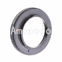 FD AI Adapter Ring No Glass for Canon FD Lens to for Nikon F D7100/D600/D3200/D800