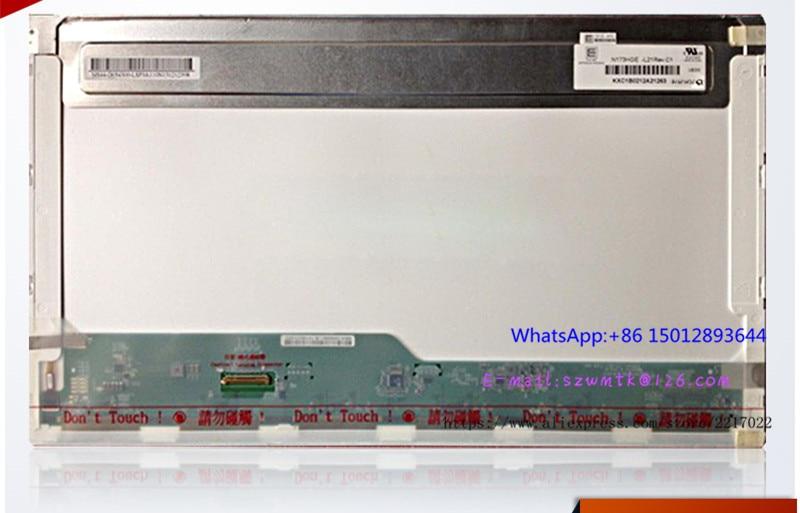 ФОТО  Laptop Lcd-scherm voor for ACER ASPIRE E1-771 E1-771G E1-731 V3-771 V3-771G V3-731 V3-731G P7YE5 SERIE (17.3
