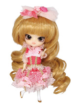 LITTLE PULLIP PRINCESS Pinky with box and beautiful dress mini doll  girl gifts lovely toy кукла pullip little dal doll panty