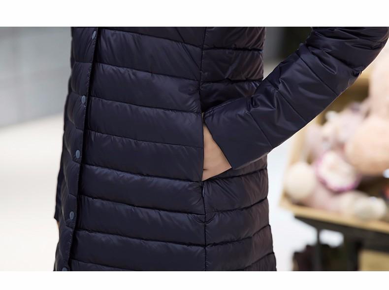 Slim Winter Duck Coat 18