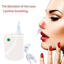 Бытовой ринит синусит лечение инфракрасная терапия массажер Сенная температура низкочастотный импульсный лазер нос здоровье и гигиена очищающее устройство