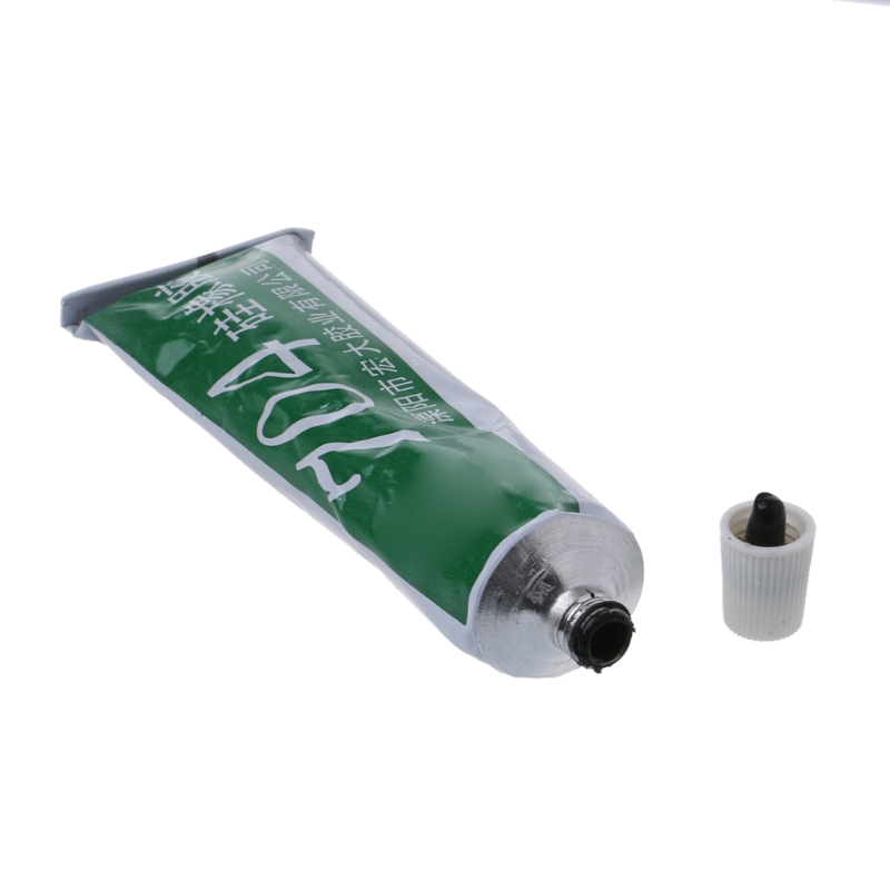 704 Fixed High Temperature Resistant Silicone Rubber Sealing Glue Waterproof Mar28