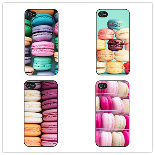 purchase cheap 175ae ec30c US $3.12  Laduree Paris Macarons mobile phone Case Cover for Samsung Galaxy  s4 s5 mini s5 s6 edge plus S7 edge note 2 3 4 5 7-in Half-wrapped Case ...