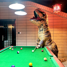 Adult Kids Dinosaur t rex Costume Cosplay Fantasy Inflatable Party Blowup t-rex Mascot Halloween For Women Men