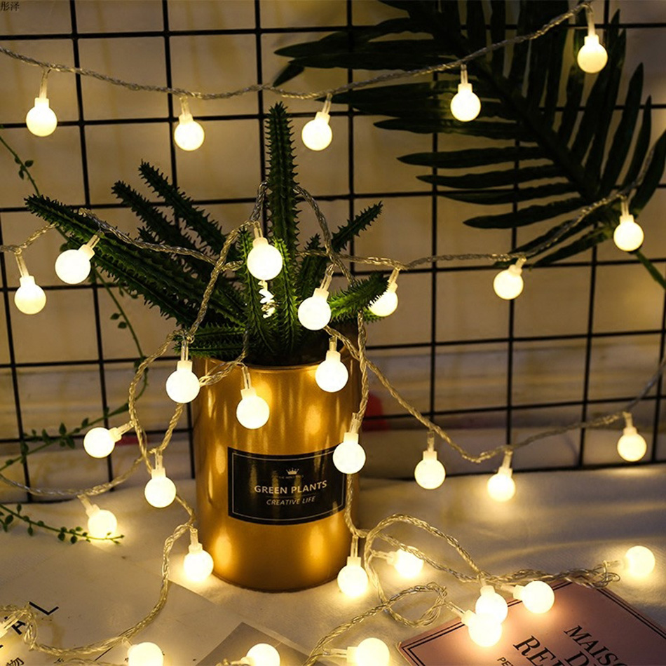 Xmas Lights And Erina Party Shop: Aliexpress.com : Buy Portable Battery Operated Led String