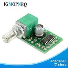 10 pièces SAMIORE ROBOT PAM8403 mini carte amplificateur numérique 5V avec potentiomètre de commutation peut être alimenté par USB