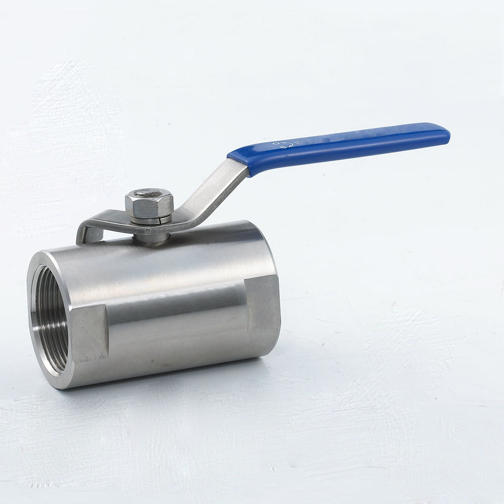 1pcs Female Thread Ball Valve Stainless Steel Coupler Adapter BSP 1/2 3/4 1 1-1/4 1-1/2 Water switch plumbing fittings