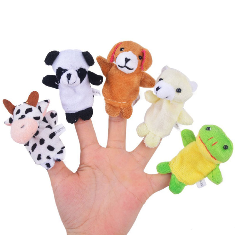 10pcsLot-Lovely-Velvet-Finger-Animal-Puppets-Kids-Play-Game-Learn-Story-Babys-Educational-Toys-Sale-FJ88-1