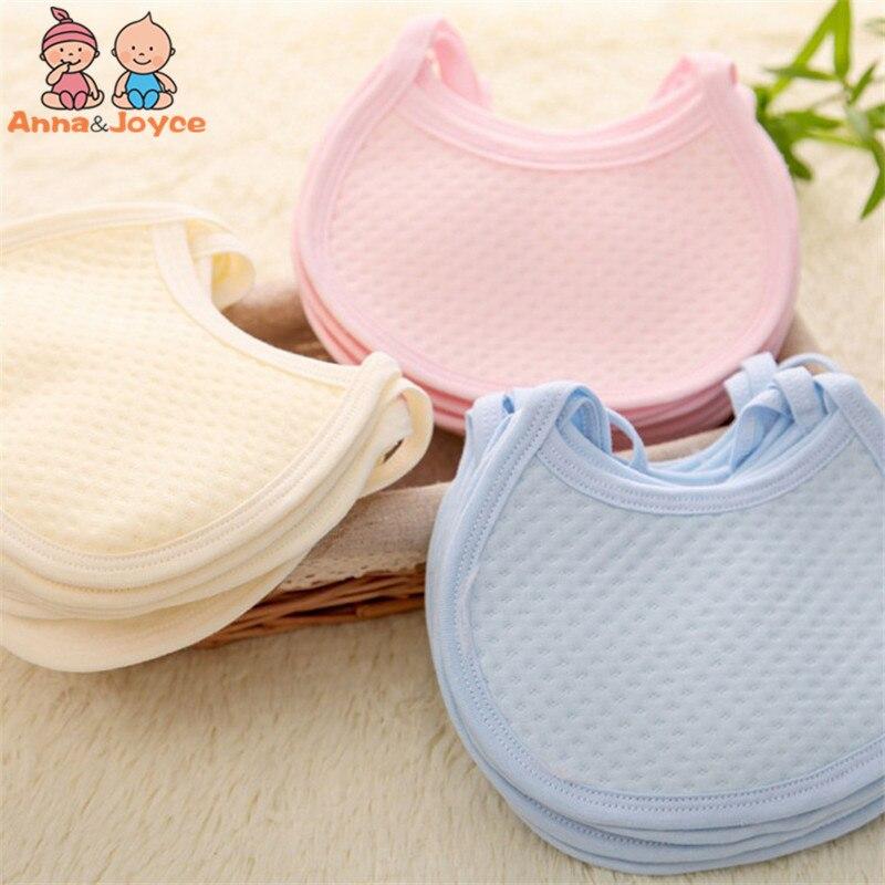 30pc/lot newbron baby bibs gift soft cotton baby bib Baby baby cotton comfortable saliva towel ATRK0058