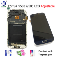 For Samsung Galaxy S4 I9500 LCD I337 I9505 I545 M919 E300S LCD Display With Touch Screen