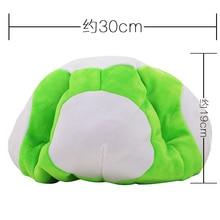 2 стиля зима крытый мультфильм супер гриб Марио Жаба плюшевая кукла мягкая игрушка теплая шапка Косплей Кепка коллекция подарок
