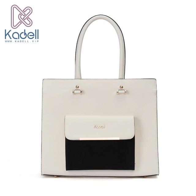 122ab298e622 Kadell Brand 2017 Shoulder Bags Women PU Leather Designer Handbags High  Quality Casual Tote Bags Women Messenger bags