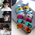 2015 New Fashion Children Sunglasses Boys Girls Kids Baby Child Sun Glasses Goggles UV400 mirror glasses Wholesale 20pcs/lot