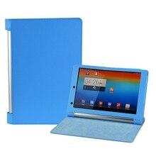 Для Lenovo YOGA Tablet 10 B8000 B8080 Чехол подставка складной кожаный чехол для Lenovo B8000 B8080 10,1 дюймовый планшет защитный