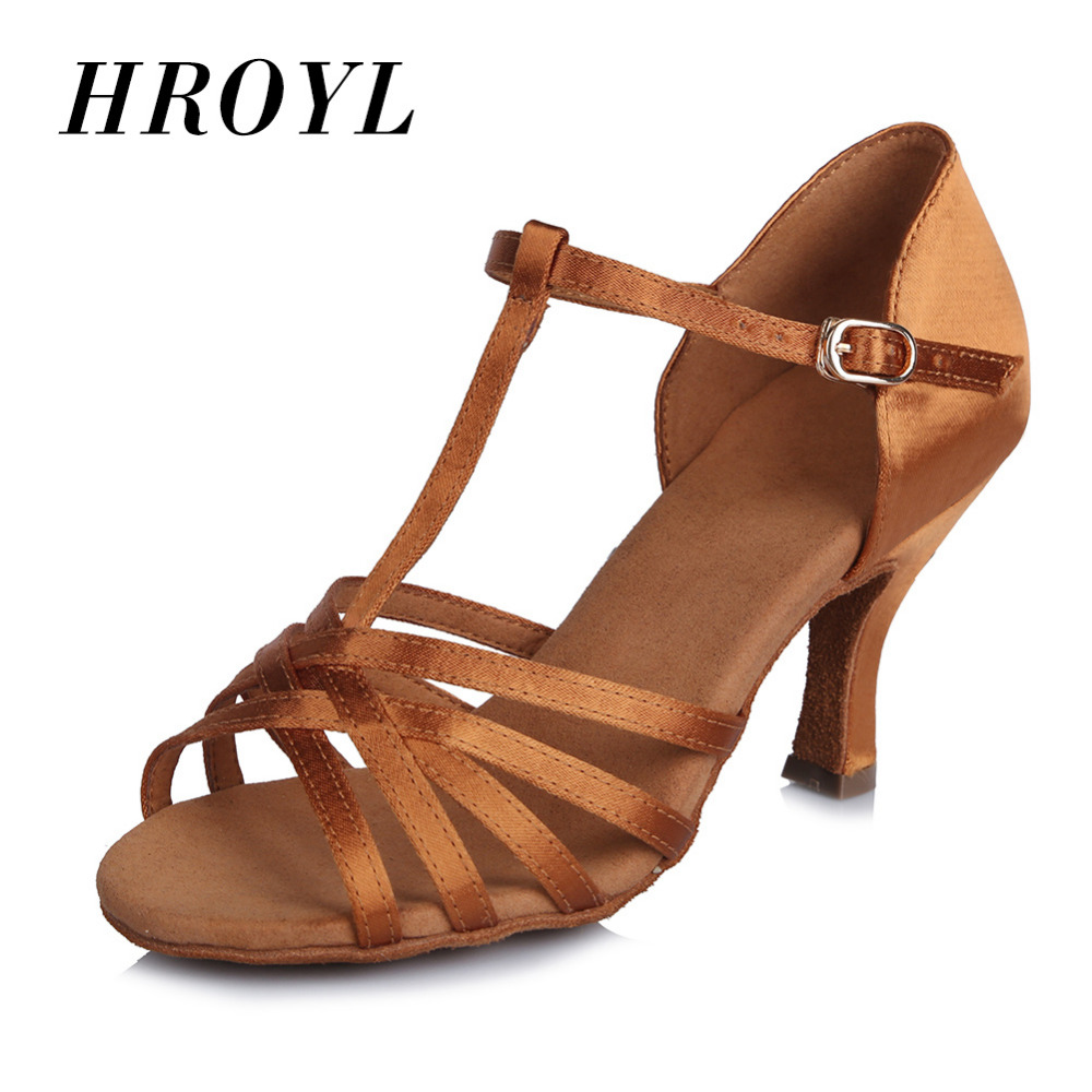 Hot Sale high quality Brand New Women's Girl 's Ladies Ballroom Latin Tango Party Dance Shoes 6.5cm heel Free Shipping free shipping suphini wholesale brand new women s ballroom latin tango dance shoes 8 5cm heel