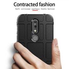for Nokia 1Plus x3 4.2 X7 7.1plus case Shockproof Armor Series anti-fall TPU phone on Nakia 9 PureView Protective