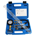 Automotive Diesel Petrol Engine Compression Tester Test Kit Gauge Motorcycle Tool Set
