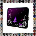 butterfly Laptop bag 7 9.7 11.6 12.1 13.3 14.4 15.6 17.3 Laptop sleeve Notebook sleeve cover for macbook air 13 case NS-5083