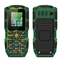 Oeina XP1 IP68 waterproof Phone 1.77 inch Camera Dustproof Shockproof Bluetooth 2500mAh Battery Flash Light Power Bank P112