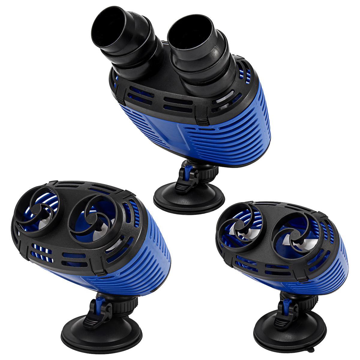 6/12/24W Submersible Water Pumps Powerhead Wave Maker Fish Tank Aquarium Suction Cup Base Water Pump Cleaner Tools Accessories6/12/24W Submersible Water Pumps Powerhead Wave Maker Fish Tank Aquarium Suction Cup Base Water Pump Cleaner Tools Accessories